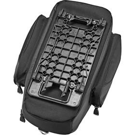XLC Carry More BA-S47 Bagagedrager Tas 10L voor XLC System carrier incl. adapterplaat, zwart